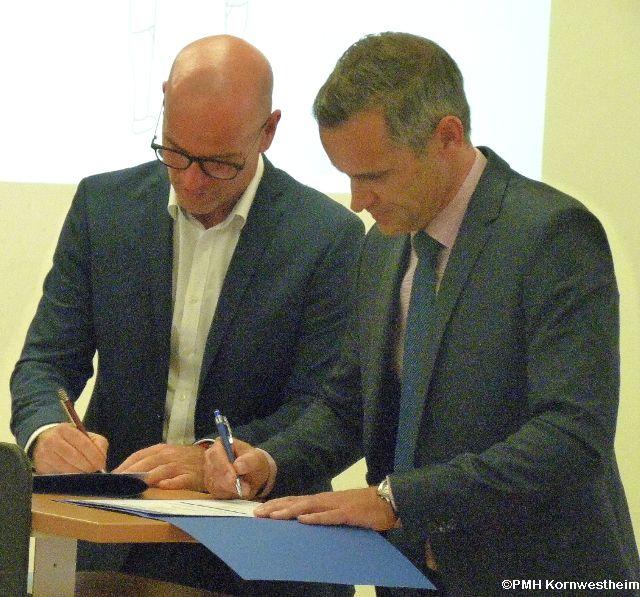 Kooperation zwischen PMH und EBS