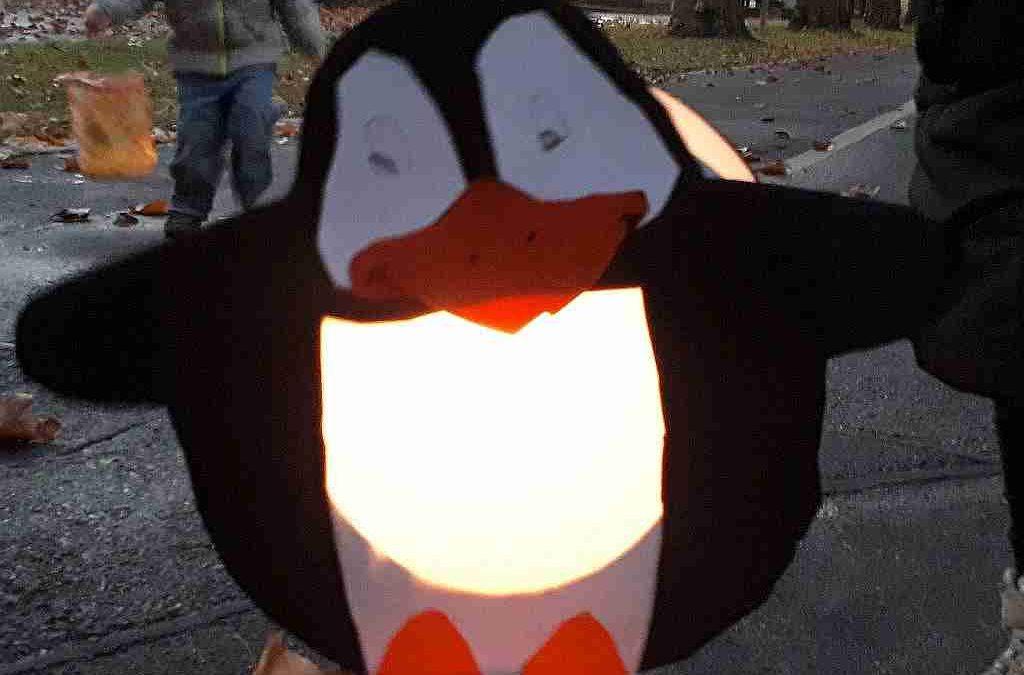 Von Pinguinen und Monstern