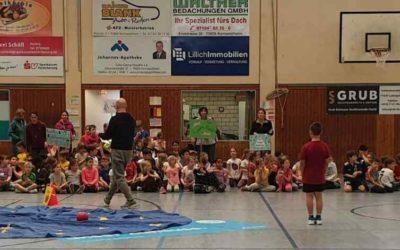 Grundschulsporttag